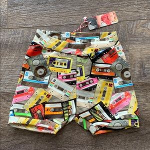 Other - Retro Cassette Shorties